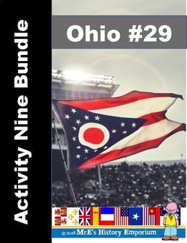 """Ohio #29 - Nine """"in Bundle"""" Activities"""