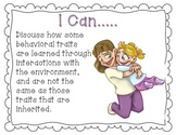 Ohio 3rd Grade Life Science Standards- I Can Statements