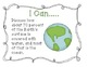 Ohio 4th Grade Earth and Space Science Standards- I Can St