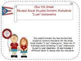 "Ohio 4th Grade Social Studies Academic Content Standards """