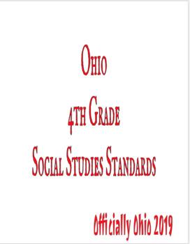 Ohio 4th Grade Social Studies Standards