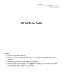 Ohio 6th Grade AIR Practice Packet