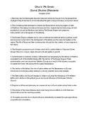 Ohio 7th Grade Social Studies Standard List