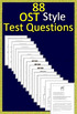 Ohio State Test Prep Practice Tests for English Language Arts + Games BUNDLE OST