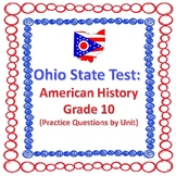 Ohio AIR Test Review Questions
