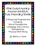 Ohio Early Learning Assessment (ELA) Data Recording Sheets