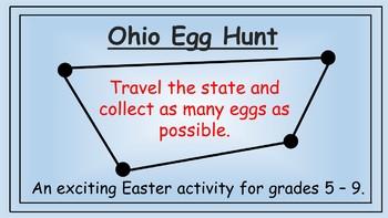 Ohio Easter Math Activity