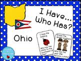 Fourth Grade Social Studies: Ohio Game