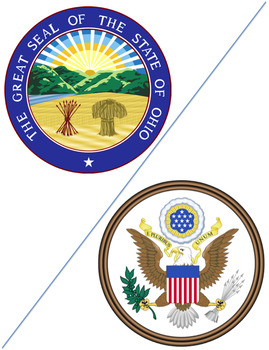 Ohio Government - Comparing the Ohio Government with the US Government