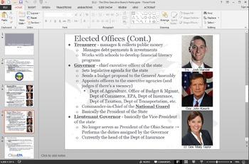 Ohio Government - The Ohio Executive Branch