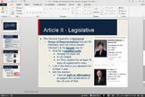 Ohio Government - The Ohio Constitution & Legislative Branch