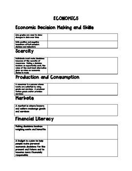 Ohio Grade 3 Social Studies Standards Document