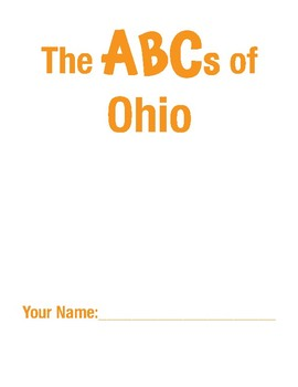 Ohio Handwriting Printables - Print Edition