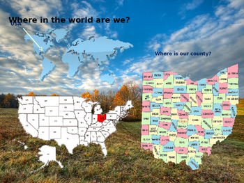 Ohio History PowerPoint - Part I
