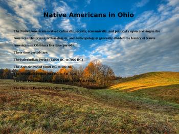 Ohio History PowerPoint - Part II