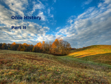 Ohio History PowerPoint - Part II