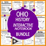 Ohio History Bundle – NINE Ohio State Study Lessons!