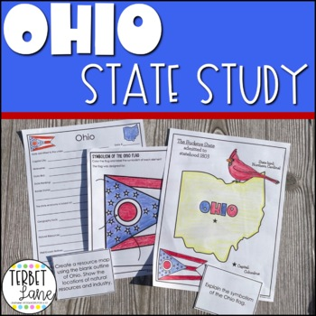 Ohio History and Symbols Unit Study