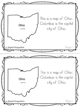 Ohio | State Study | 56 Pages for Differentiated Learning + Bonus Pages