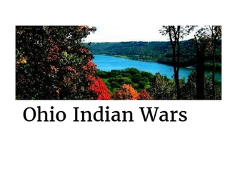 Ohio Indian Wars Newspaper Activity