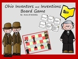 Ohio Inventor and Invention Board Game