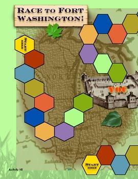 Ohio Map Scale Game