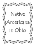 Ohio Native Americans Project