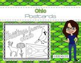 Ohio Postcard - Classroom Postcard Exchange
