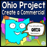 Ohio Project: Create a Commercial & Poster Advertisement (Ohio Research Project}