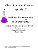 Ohio Science Fusion Unit 5 Lesson 2