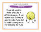 Ohio Social Studies - First Grade Standards Posters and St