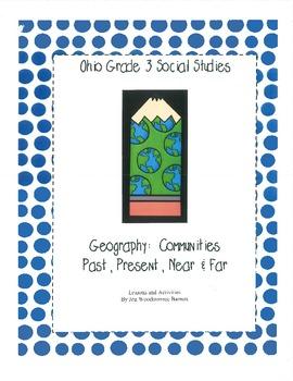 Ohio Social Studies:  Geography Third Grade