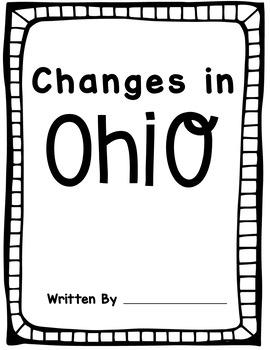 Ohio Social Studies Pack Grade 3