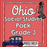 Ohio Social Studies Pack Grade 3