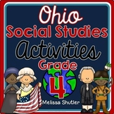Ohio Social Studies Pack Grade 4