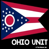 Ohio Social Studies Unit (No Prep)