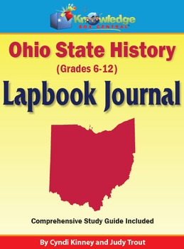 Ohio State History Lapbook Journal