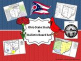 Ohio State Study & Bulletin Board Set
