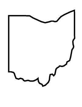 Ohio Unit Study Flipbook