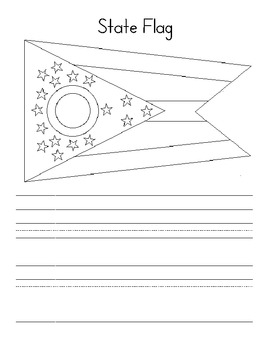 Ohio Symbols Information Book
