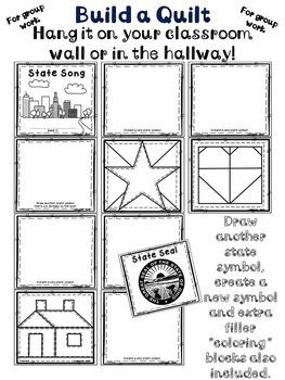 Ohio Symbols Quilts