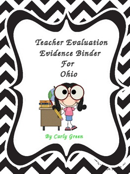 Ohio Teacher Evaluation Binder