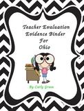 Ohio Teacher Evaluation Binder