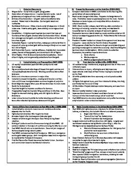 Ohio US History AIR Test Quick Study Guide