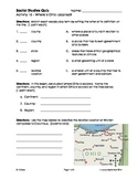 Ohio in the United States - Geography Quiz