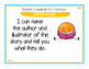 "Ohio's Learning Standards Kindergarten ELA ""I Can""  Posters and Statement Cards"