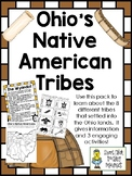 Ohio's Native American Tribes - Notes and Interactive Note