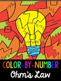 Ohm's Law *COLOR-BY-NUMBER* Activity