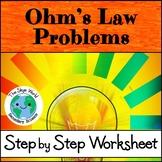 Ohm's Law Problems