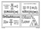 Ohm's Law, Voltage, Resistance, Current Mini Foldable Physics Book